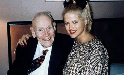 Anna Nicole Smith and Howard Marshall