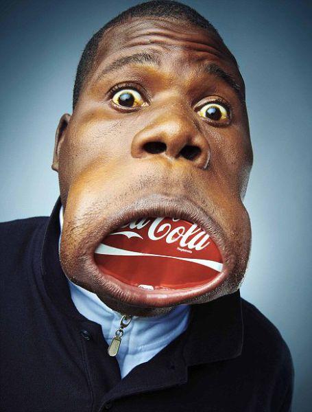 BRITAIN Worlds Biggest Mouth