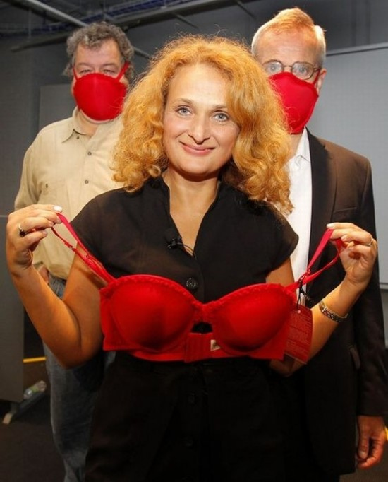 Emergency Bra