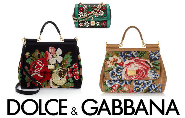 Dolce & Gabbana Expensive Purse Brand