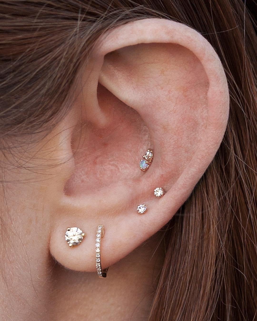 Find great deals on eBay for women pierced earrings. Shop with confidence.