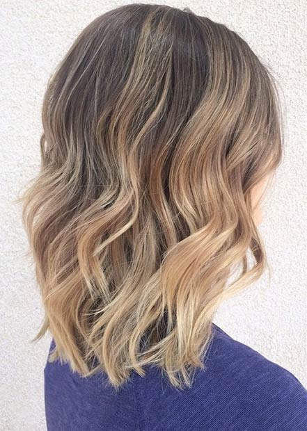 HONEY BLONDE SOMBRÉ