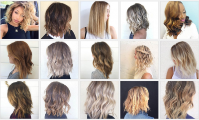 Hot Long Bob Haircuts and Hair Color