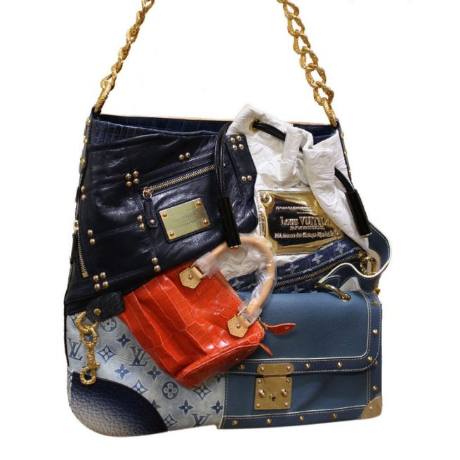 Patchwork Bag by Louis Vuitton