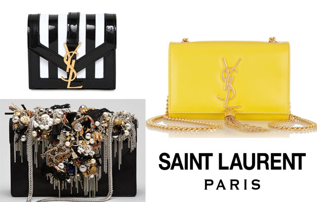 Saint Laurent Expensive Purse Brand