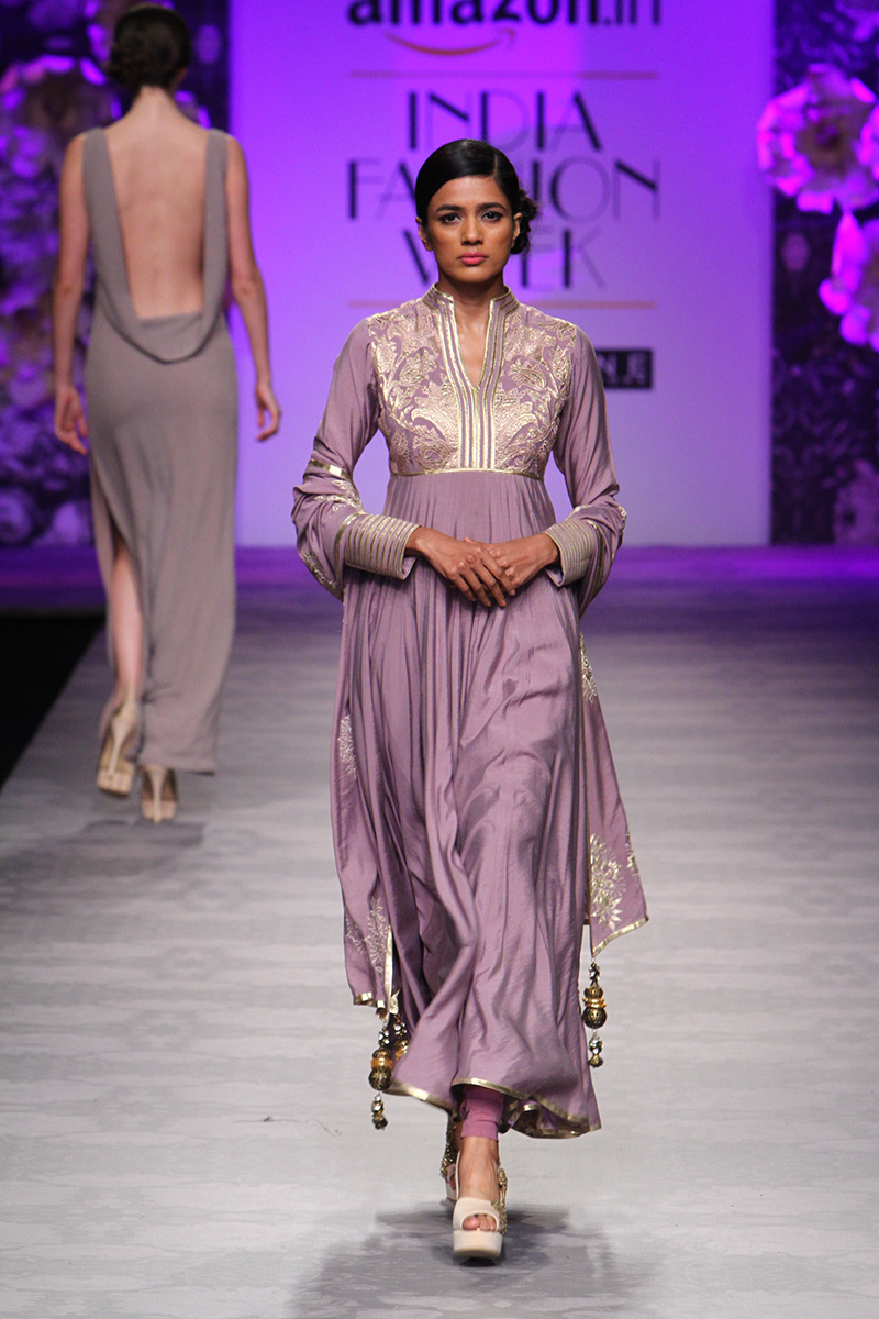 Siddartha Tytler at Amazon India Fashion Week Spring ...