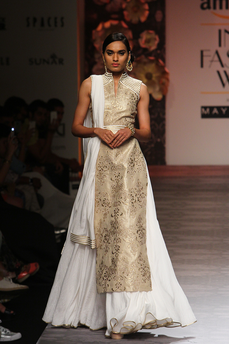 Siddartha Tytler At Amazon India Fashion Week Spring