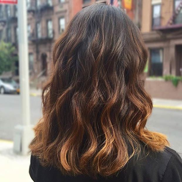 TEXTURED LOB + WARM TONES