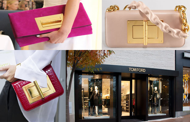 Tom Ford Expensive Purse Brand