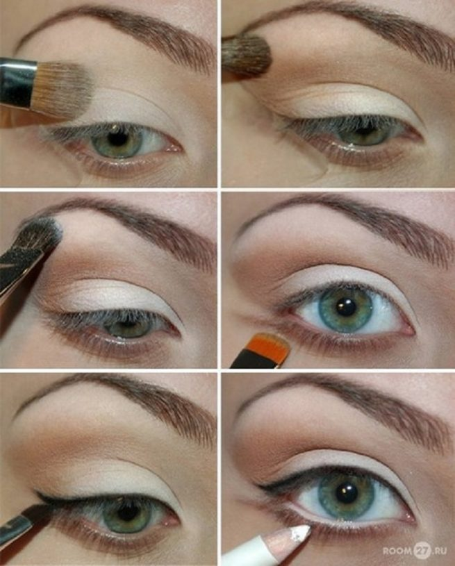 Soft Natural Eyes Tutorial