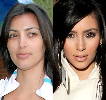 The Real Face of Fame: Celebrities Without Makeup