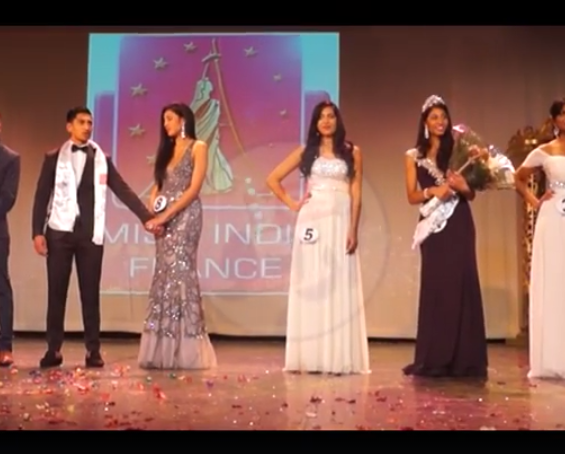 Miss India 2016 France