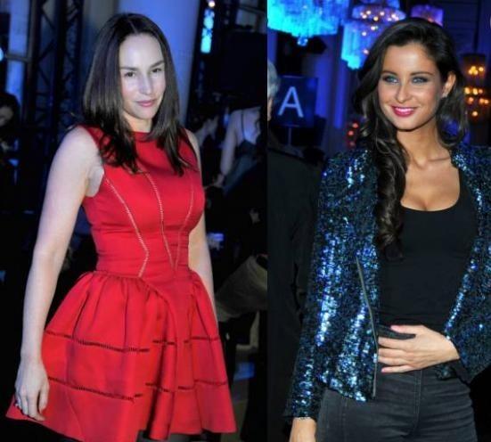 Vanessa Demouy et Malika Ménard émerveillées par Zuhair Murad