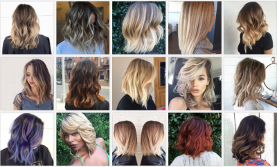 Hot Long Bob Haircuts and Hair Color I