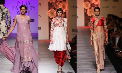 India Fashion Week Spring - Summer 2016