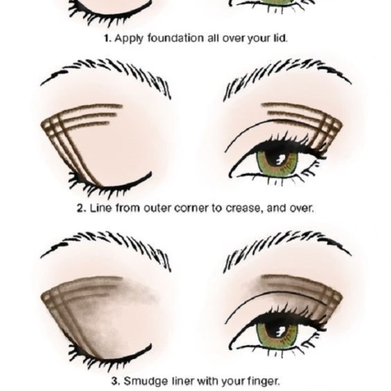 Easy Smokey Eye Tutorial