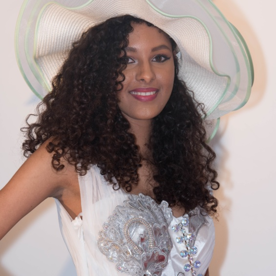 LUCIA ABDOUL SALAMA MISS MADAGASCAR 2017 FRANCE