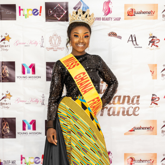 Election Miss Ghana France 2019