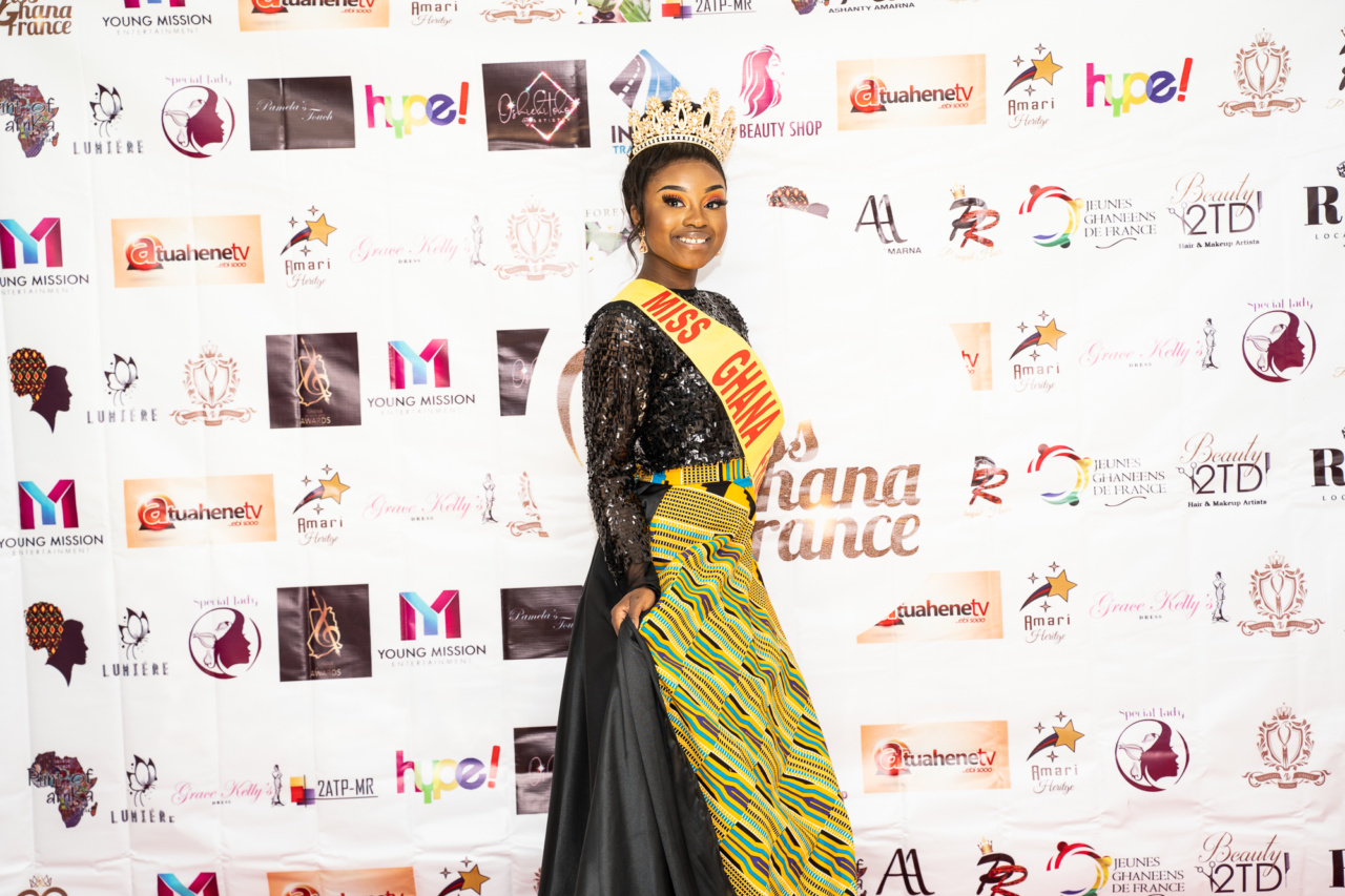 Election Miss Ghana France 2019