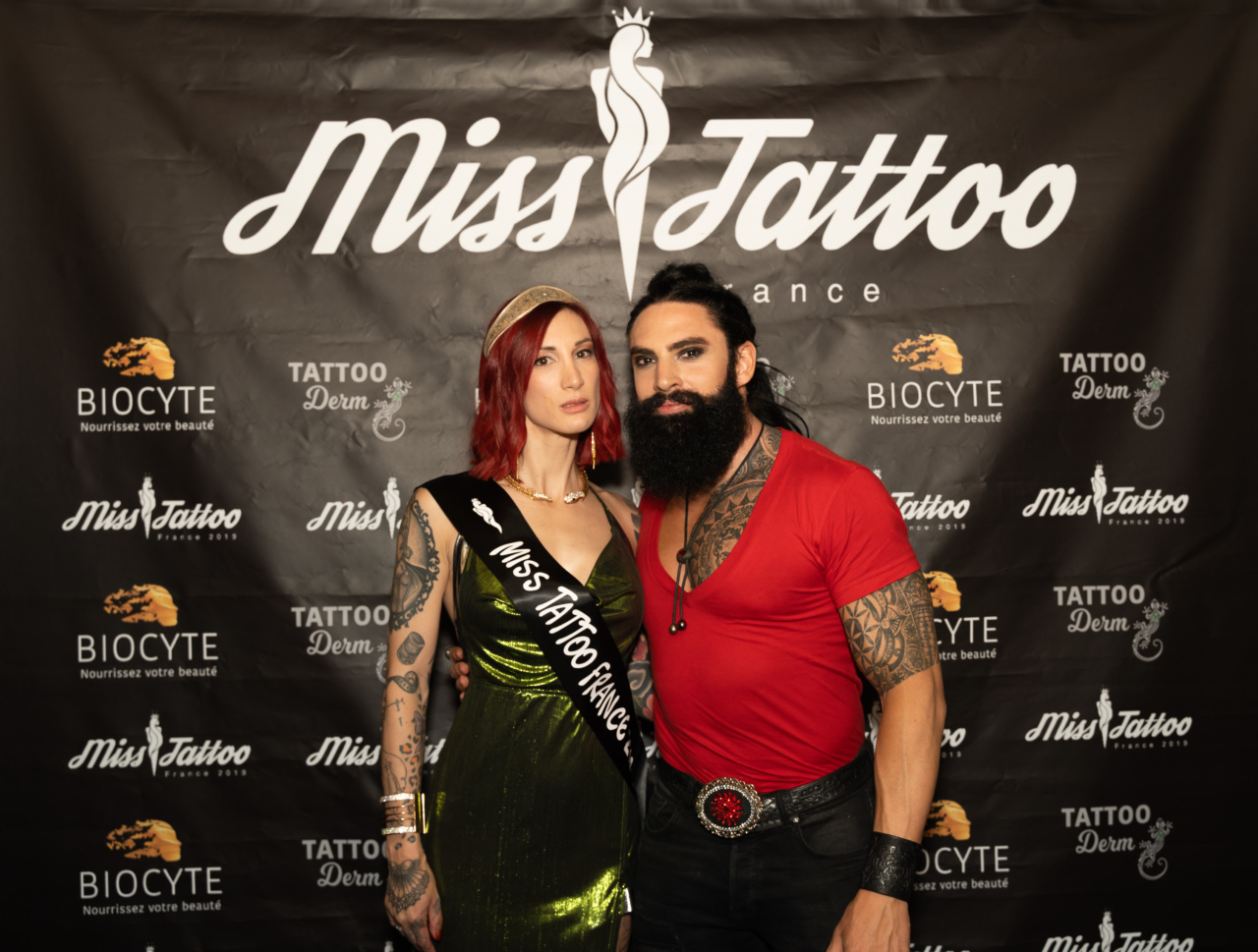 MISS TATTOO FRANCE 2019