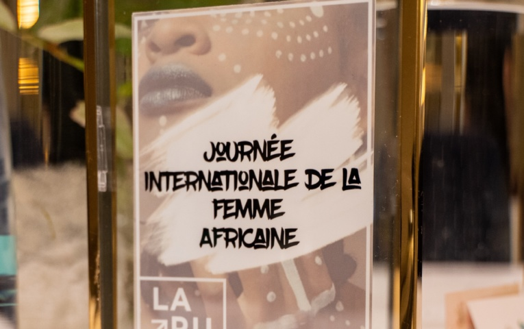 Journée Internationale de la femme africaine 2019, hotel Millenium Paris.