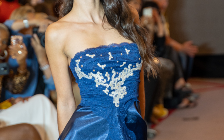 The Vogue Model Fashion Week Paris 2019