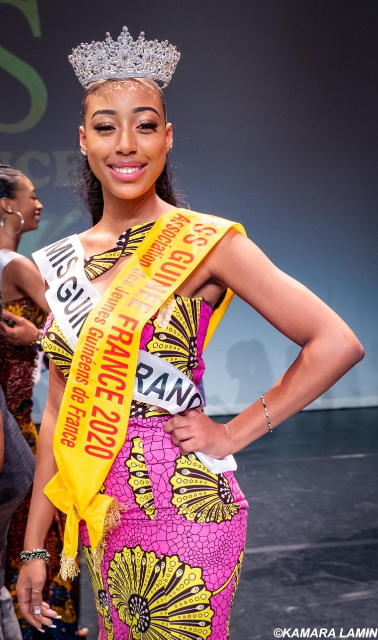 miss guinee france 2020