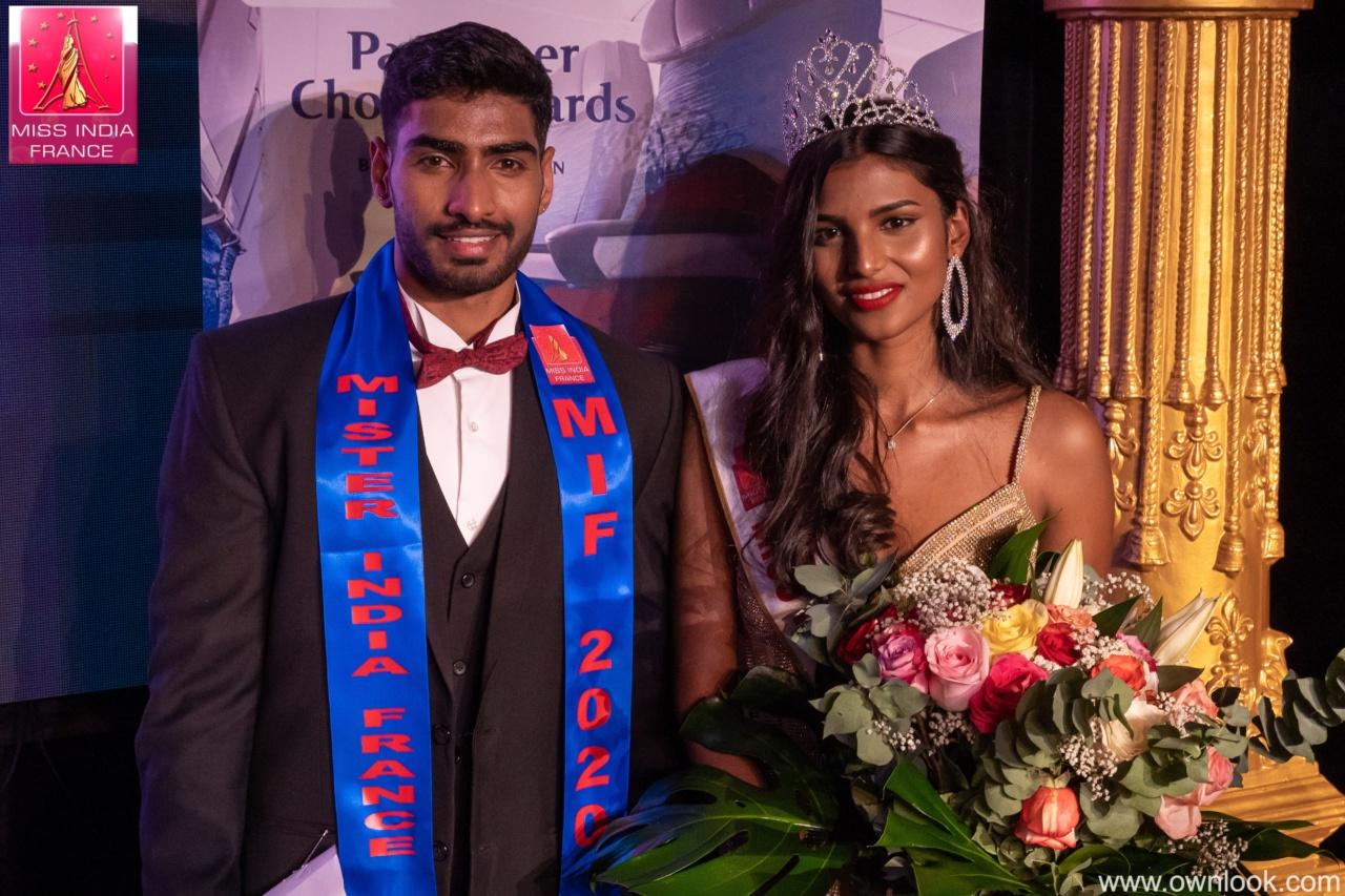 Mister & Miss India France 2020